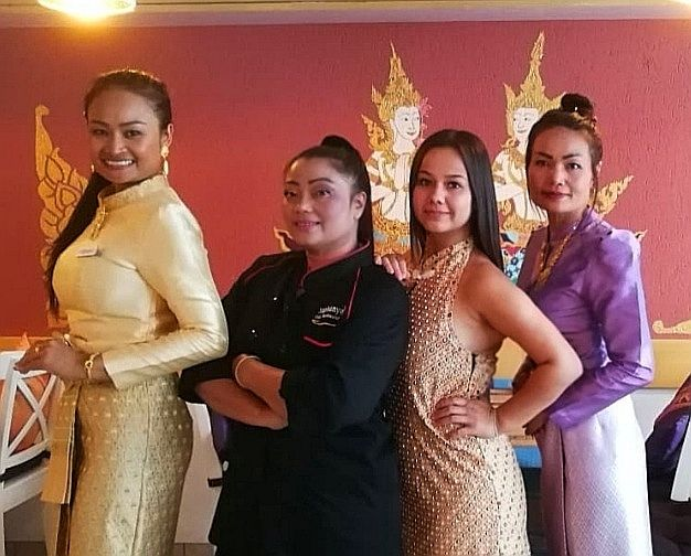 ​Suphanya Thairestaurant​ in Visp